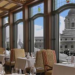 Romantic Dinner for Two at Le Champlain Restaurant