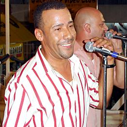 Luisito Carrión in Concert