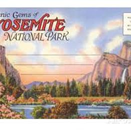 Hotel - Night #5 - Yosemite Area