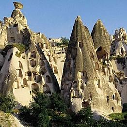 Side trip to Cappadocia