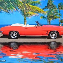 7 days of car rental in Lana'i and Kauai