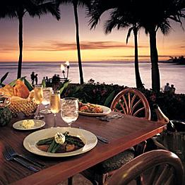 Dinner for 2 in Kauai