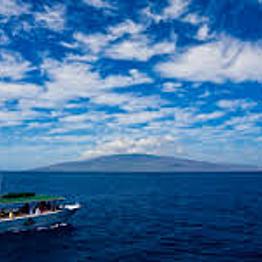 Ferry ride to Lana'i
