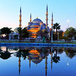 Airfare to Turkey