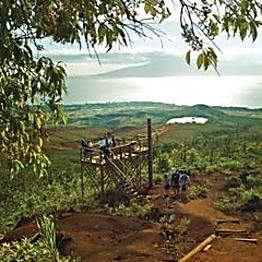 Ka'anapali Zipline Adventure on Maui
