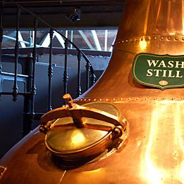 Old Jameson Distillery Tour