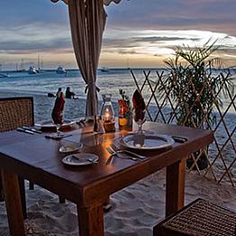 Dinners in Sardinia