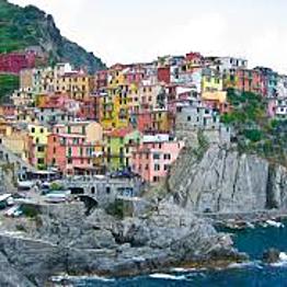 Trip to Cinque Terre!