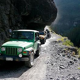 Jeep Rental: To get around Hawaii