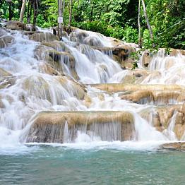 Jamaica Bobsled, Skyride & Zipline & Dunn's River Falls Combo