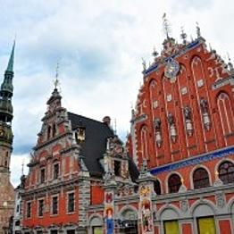 Two nights in Riga