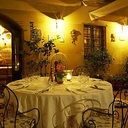 Dinner at Trattori's Italian.