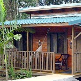 Cabaña (4 nights) in the mountain rainforest, north of Rincón de la Vieja National Park