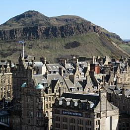 Edinburgh - 4 nights accomodation