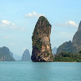 Phang Nga Bay Day Trip
