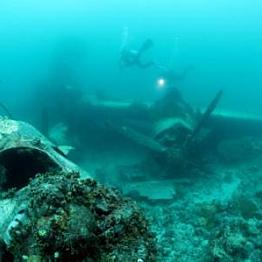 Wreck Diving Certification