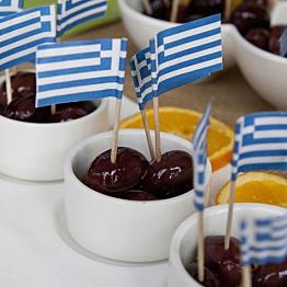 Greek food tour