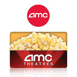 AMC Theatre Gift Cards
