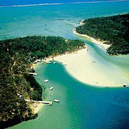 Boat Trip to Private Island