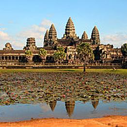 Tour of Ankor Wat