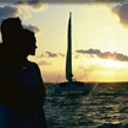 Sunset Champagne Catamaran Cruise