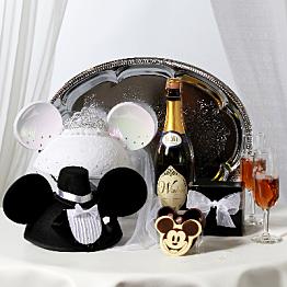 Disney Honeymoon Gift Basket