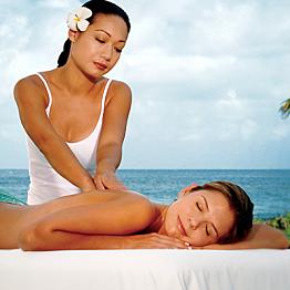 Couples Cabana Massage