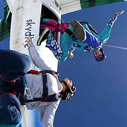 Skydive Montana