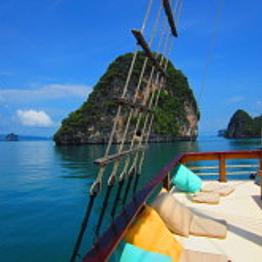 Cruise Along Phuket Coast