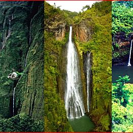 Safari Helicopters Waterfall Tour