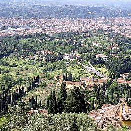 Picnic in Tuscany