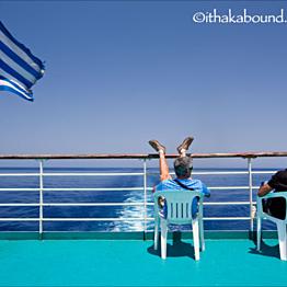 Ferry from Greece to Turkey
