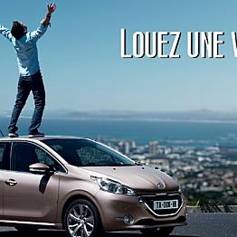 Rental Car & Fuel - France