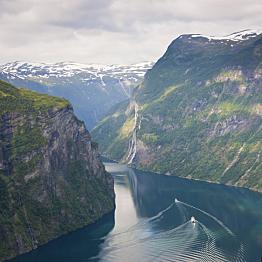 Fjord Sightseeing Cruise