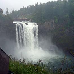 Salish Snoqualmie Falls Experience