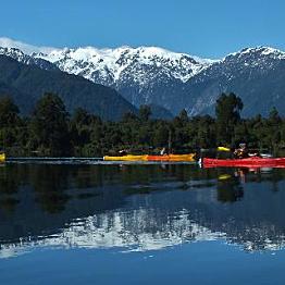 Glacier Lake Kayaks