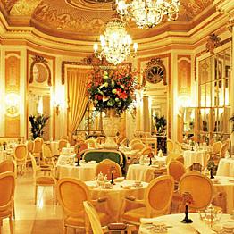 Tea at the Ritz!