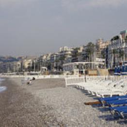 Private Beach Access in Nice