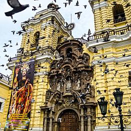 Museo y Catecumbas de Lima