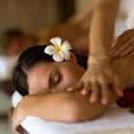 Hawaiian-style Couple's Massage