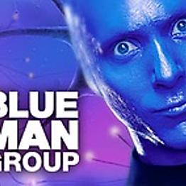 Blue Man Group Show
