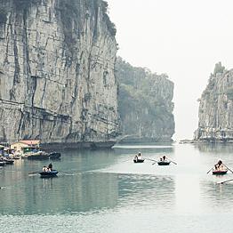 Ha Long Bay by Boat