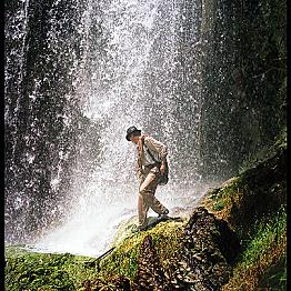 Waterfall Hike for 2