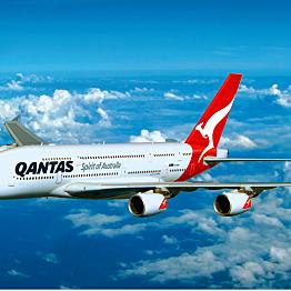 Flights to/around/from Australia