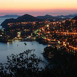 A night out in Croatia