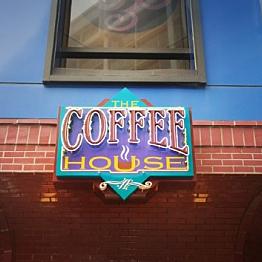 Coffee at Disneyland Hotel Coffee House