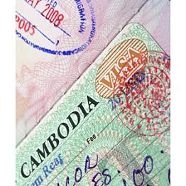 Cambodia Visas