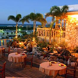 Turks & Caicos dining