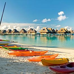Island Kayaking