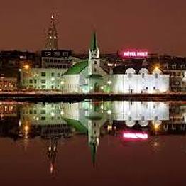 Hotel stay in Reykjavik